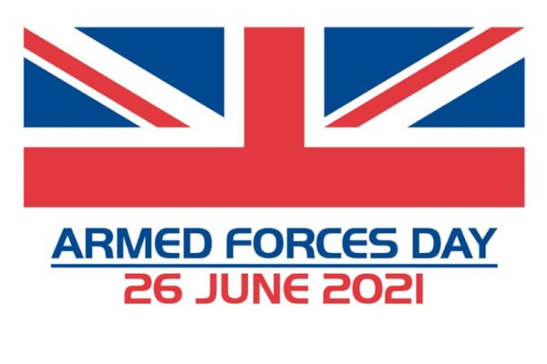 TriCIS give thanks on Armed Forces Day