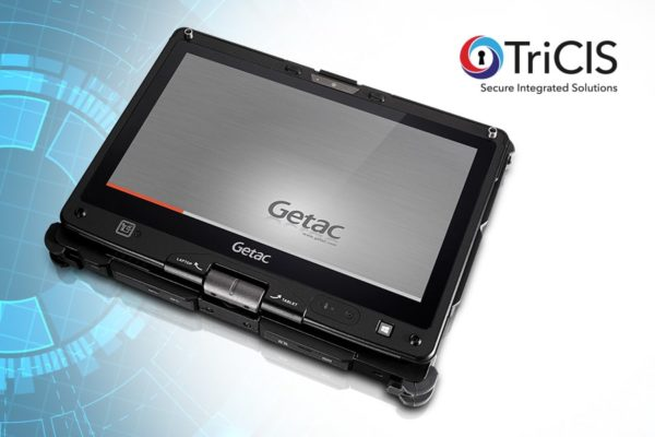 TriCIS launch new highly secure GETAC notebook