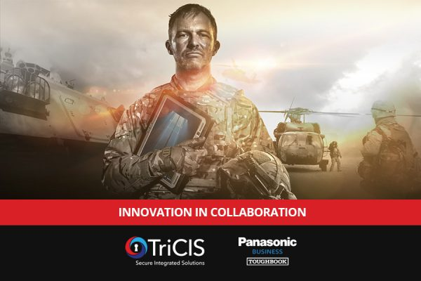 TriCIS announce strategic engineering partnership with Panasonic TOUGHBOOK